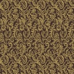 73000117 (Damask) BROWN