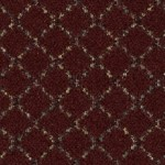 Magical Trellis by Kane Carpet 883606 Red Maple