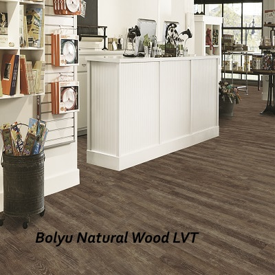 Bolyu Natural Wood LVT