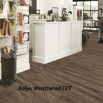 Bolyu Weathered LVT