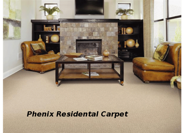 phenix residental carpet