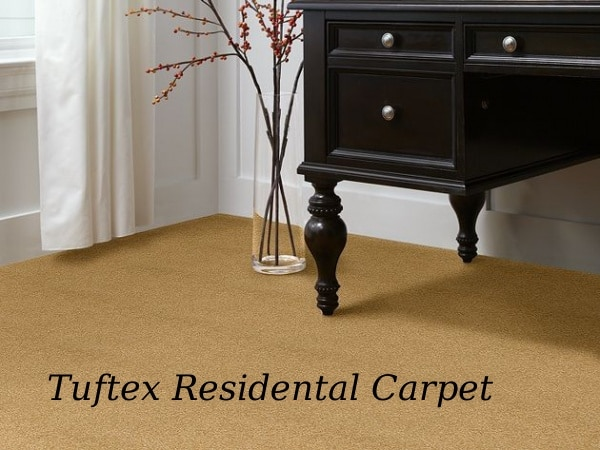 tuftex residental carpet