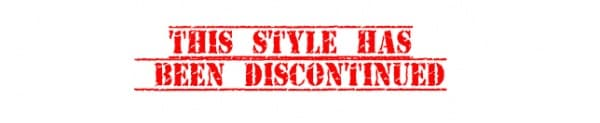 THIS STYLE HAS BEEN DISCONTINUED
