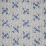 503 blue satin