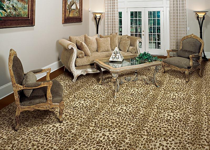 couristan capetown cheetah rs