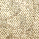 garden scroll designer sisal
