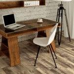 3coretec plus enhanced planks room scene