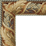 woven-tapestry-92-maroon acanthus