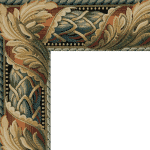woven-tapestry-99-black acanthus