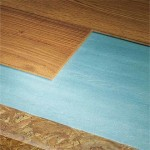 2 in 1 foam underlayment