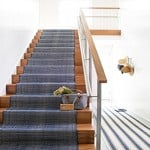 Carpet Runners Montauk-HerringboneIndigo-Stair-Runner