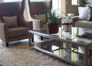 Pasha by Unique Carpets, Ltd. Pasha-LivingRoom