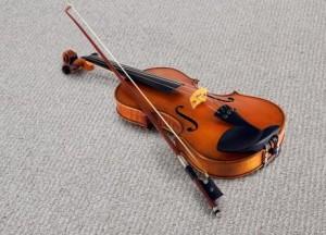 Rhapsody-violin
