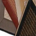 bound & bordered rugs