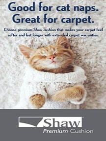 Carpet Cushion by Shaw