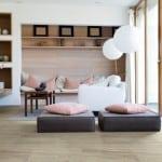 cork canvas tile room scene