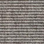 flat woven wool bison pinstripe