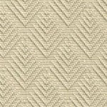 flat woven wool feathers 5634