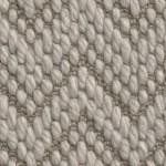 flat woven wool petra nebula grey