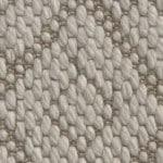 flat woven wool pompeii flora