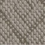 flat woven wool pompeii nebula grey