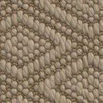flat woven wool sparta aurora