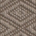 flat woven wool sparta juno brown