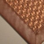 rug w blind mitered corner