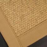 rug w folded corner