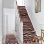 runner beside stair runner