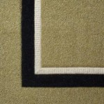 Three Border Area Rugs by Unique Carpets, Ltd. border 3 option 2
