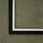 Three Border Area Rugs by Unique Carpets, Ltd. border 3 option 3