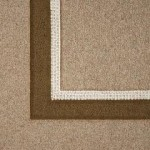 Three Border Area Rugs by Unique Carpets, Ltd. border 3 option 4