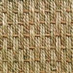 Basketweave by Unique Carpets, Ltd. seagrass straw (seagrass)