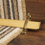 Stair Runners stair rods 2