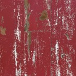lighthouse ruby red weathered