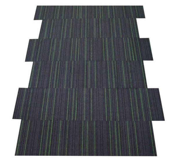 Carpet Tile Installation Method