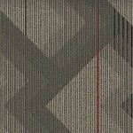 Mohawk Group Awareness Carpet Tile color Subtle Silver