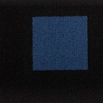 Mohawk Group Inlay Carpet Tile color Black Navy