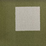 Mohawk Group Inlay Carpet Tile color Green Light Grey