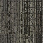 Mohawk Group Reconstruct Carpet Tile color Masonry