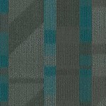 Shaw Contract Engage Carpet Tile color Transform Teal