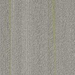 Shaw Contract Folded Carpet Tile color Britegreen Talc