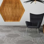 Shaw Contract Linear Hexagon Carpet Tile main img