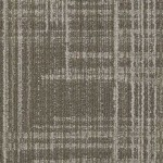 Shaw Contract Lineweight Carpet Tile color Gouache