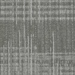 Shaw Contract Lineweight Carpet Tile color Graphite