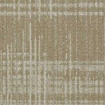 Shaw Contract Lineweight Carpet Tile color Parchment