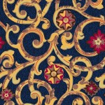NON-FLUORESCENT VENETIAN SCROLL