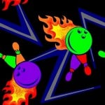 bowling flames II