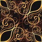 elegant lace gold